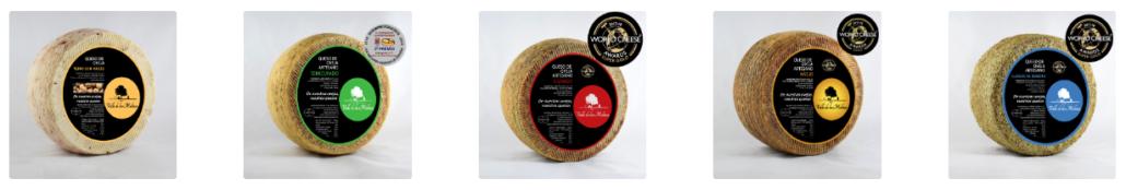 Jornadas del vino queso valle de los molinos