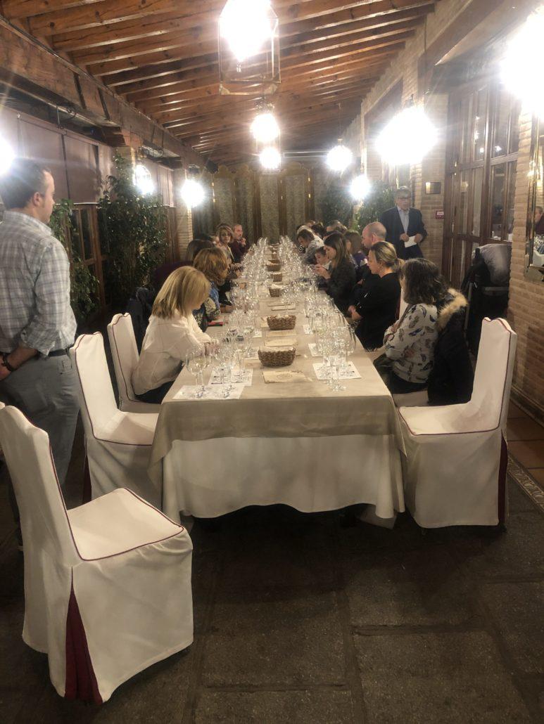 Jornadas del vino cata J.Fernando