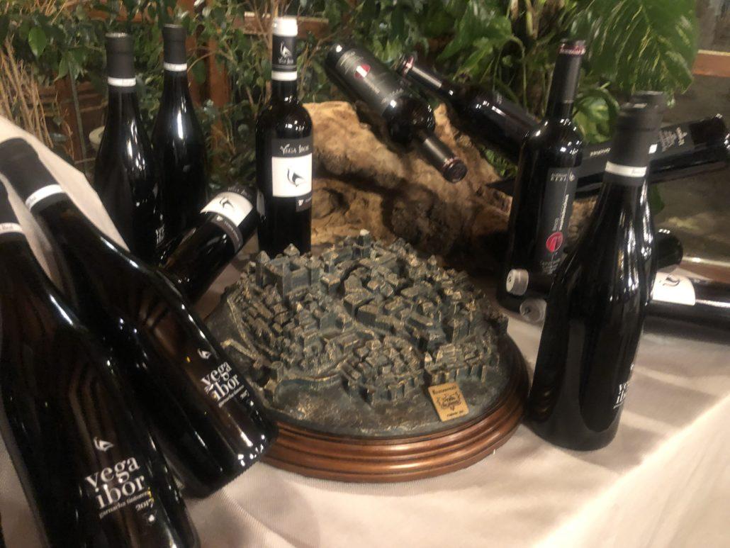 Jornadas del vino cata MariSanchez