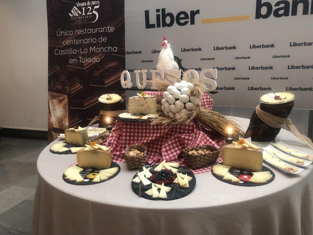 Catering en liberbank Premio familia empresaria