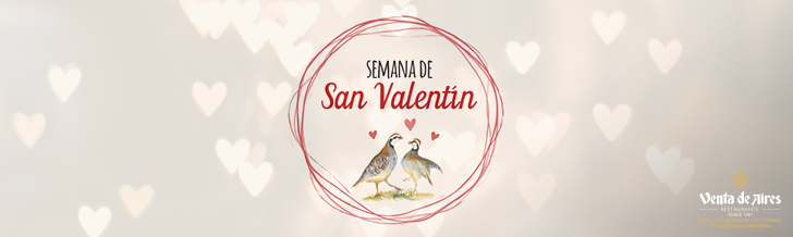 cena de San Valentín en Toledo
