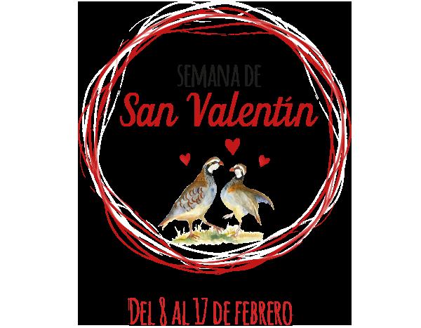 Cena de San Valentín en Toledo 2019