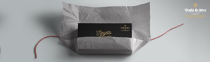Un regalo gastronómico en Venta de Aires