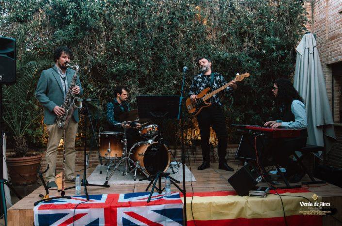 Hermandad de British Spanish Society y Venta de Aires, Toledo