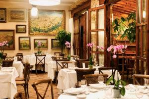 Venta de Aires es el restaurante de Toledo en constante movimiento