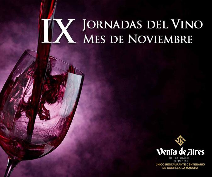 Mes del Vino en Venta de Aires