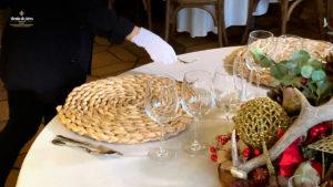 Protocolo en la mesa con Venta de Aires y CMMedia