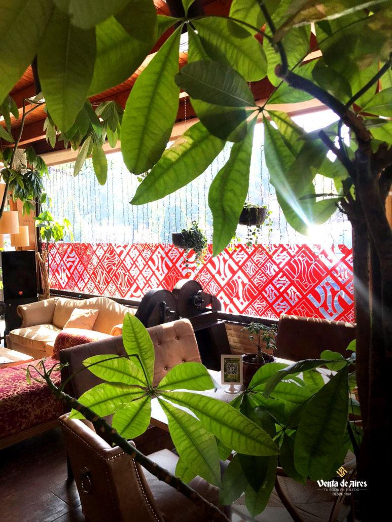 Zona Lounge Bar en Toledo Venta de Aires