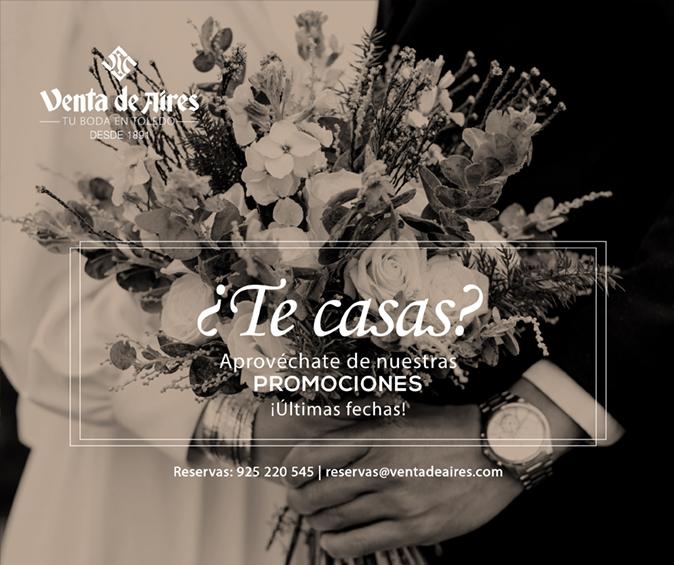 Tu boda en Venta de Aires