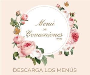 menu comunion toledo 2021